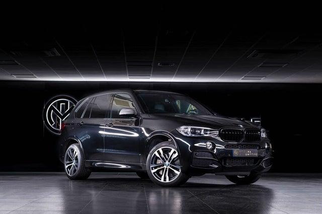 2017 BMW X5 3.0TD M50d Auto (67 reg)