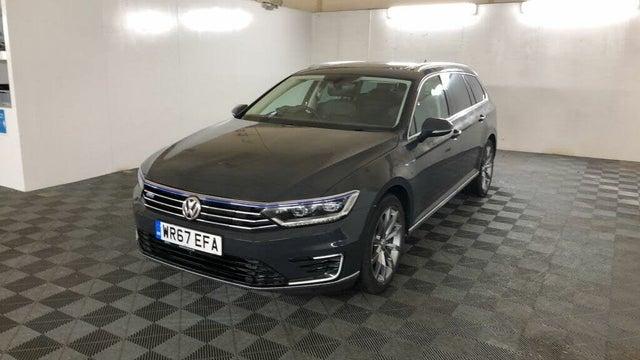 2017 Volkswagen Passat 1.4 TSI GTE Advance Estate 5d (67 reg)