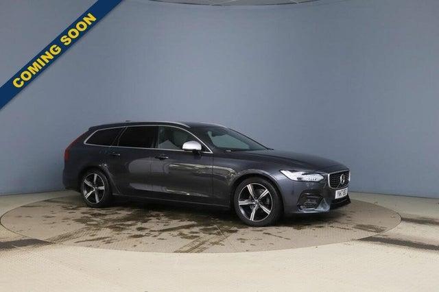 2017 Volvo V90 2.0TD D4 R-Design (17 reg)