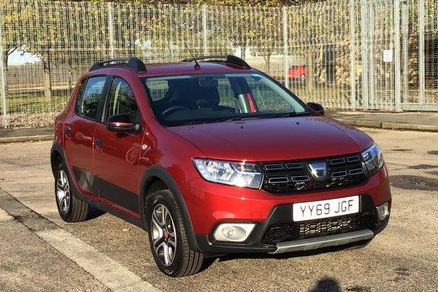 2019 Dacia Sandero Stepway 0.9 TCe Techroad (69 reg)
