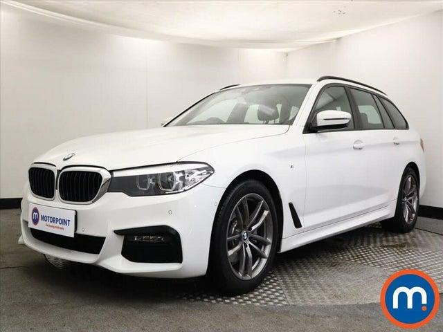 2019 BMW 5 Series 2.0 520i M Sport Touring 5d (19 reg)