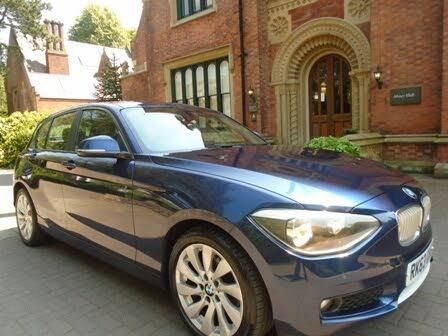 2013 BMW 1 Series 2.0TD 118d Urban (143bhp) (s/s) Sports Hatch 5d Auto (63 reg)