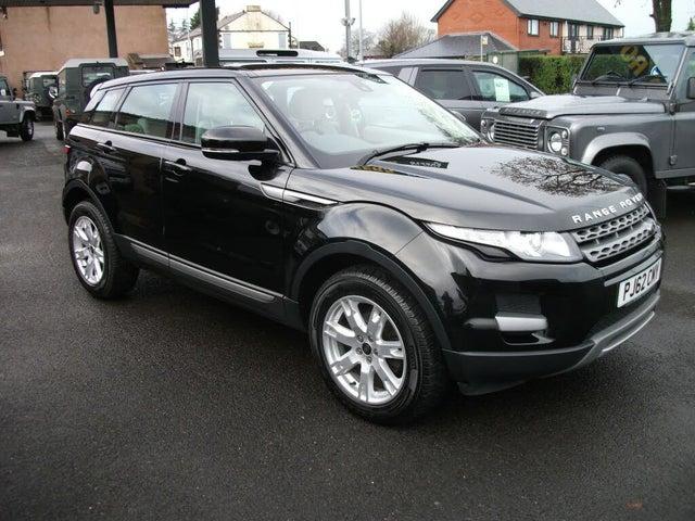 2012 Land Rover Range Rover Evoque 2.2TD Pure 2.2SD4 Hatchback 5d (62 reg)