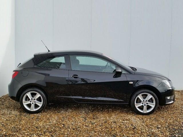 2013 Seat Ibiza 2.0TD FR (143ps) SportCoupe Hatchback 3d (13 reg)