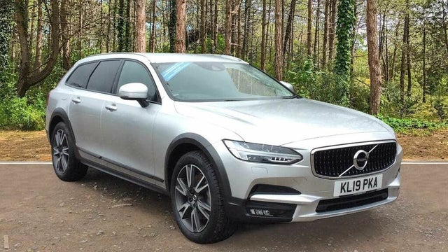 2019 Volvo V90 2.0TD D4 Cross Country Plus (19 reg)