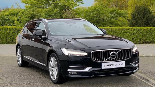2017 Volvo V90 2.0TD D5 Inscription Pro (17 reg)