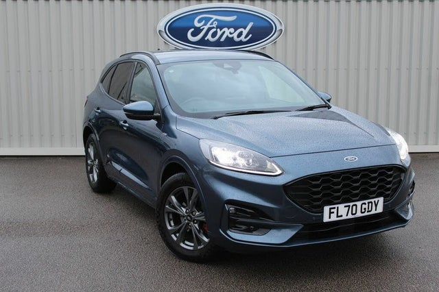 Used Ford Kuga ST-Line (mHEV) for sale in Walsall ...