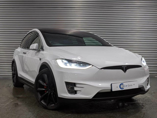 Tesla Model X P100D used cars for sale in Leicester ...