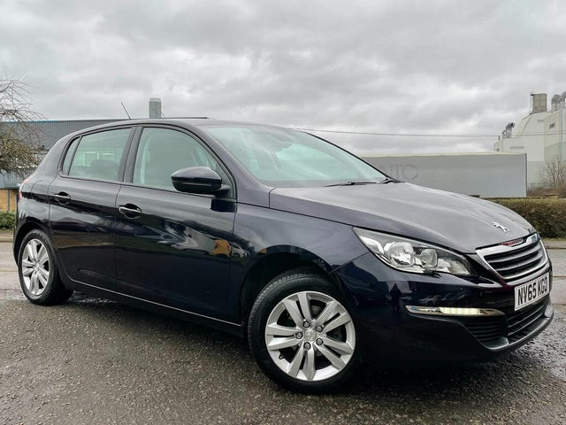 2016 Peugeot 308 1.6 BlueHDi Active 1.6 BlueHDi (100ps) (65 reg)