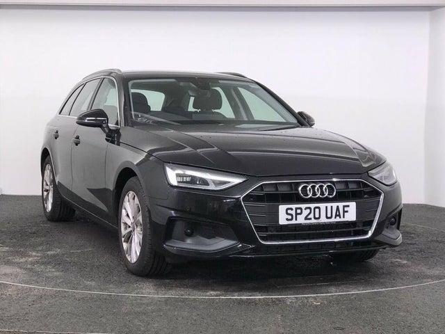 2020 Audi A4 Avant 2.0 30 TDI Technik (20 reg)