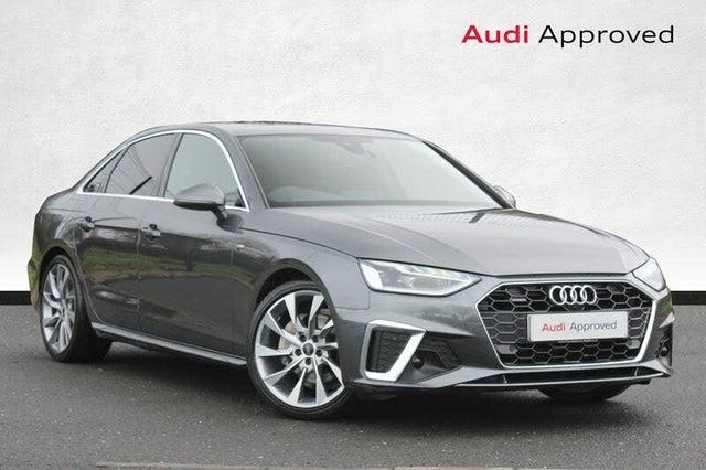 2020 Audi A4 (Z8 reg)