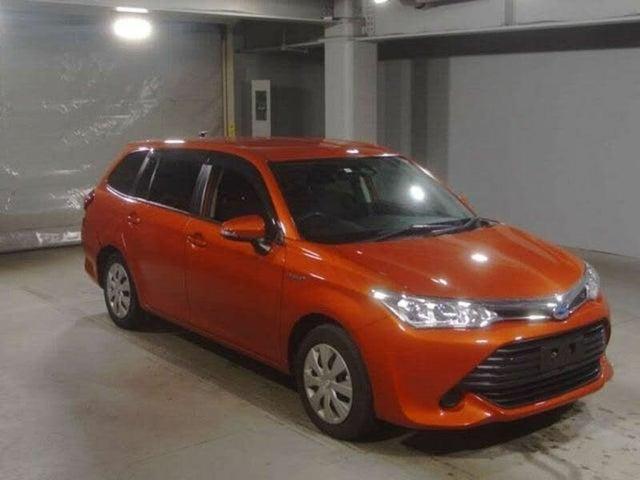 2020 Toyota Corolla (15 reg)