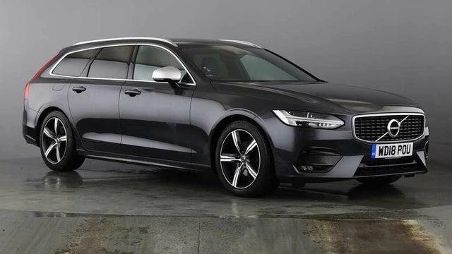 2018 Volvo V90 2.0TD D4 R-Design (18 reg)