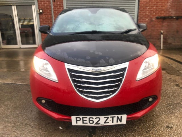 2012 Chrysler Ypsilon 1.2 Black&Red (62 reg)