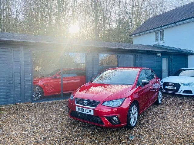 2018 Seat Ibiza 1.6TDI FR (18 reg)