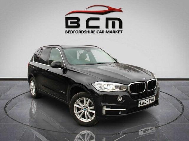 2015 BMW X5 2.0TD xDrive25d SE (231bhp) (65 reg)