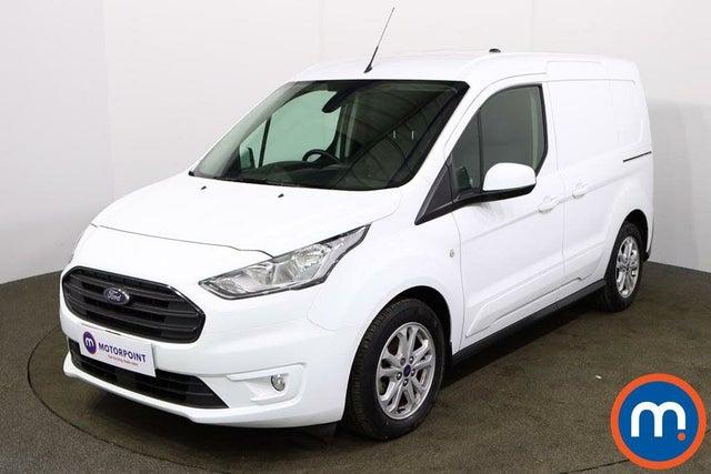 2019 Ford Transit Connect 1.5 EcoBlue L1 200 Limited (120PS)(EU6) (19 reg)