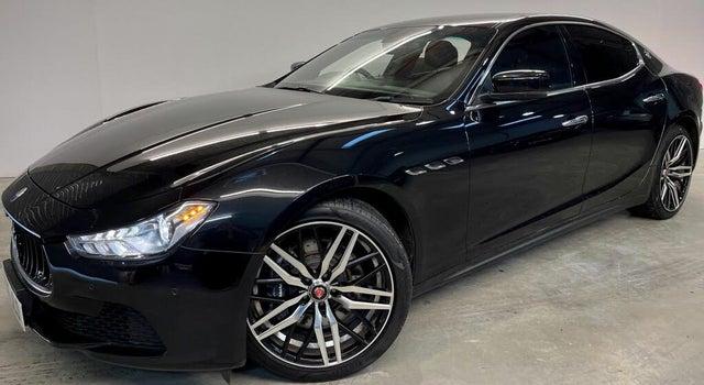 2015 Maserati Ghibli 3.0TD (15 reg)