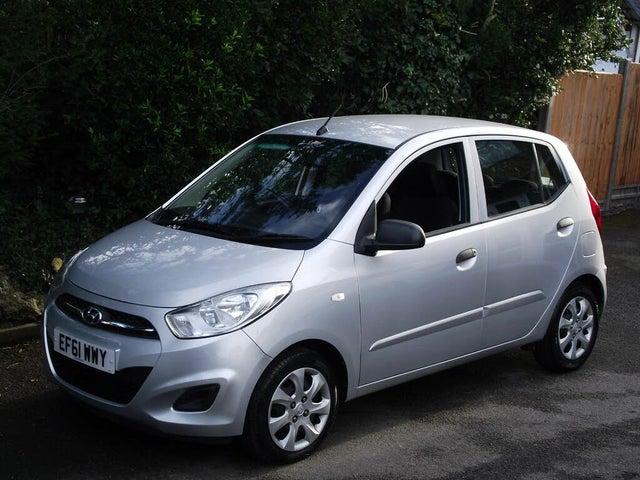 2011 Hyundai i10 1.2 Classic (85bhp) (61 reg)