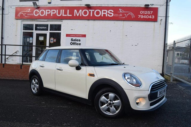 2015 MINI Cooper 1.2 One 5d (15 reg)