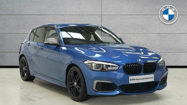 2018 BMW 1 Series 3.0 M140i Shadow Edition 5d Sport Auto (18 reg)