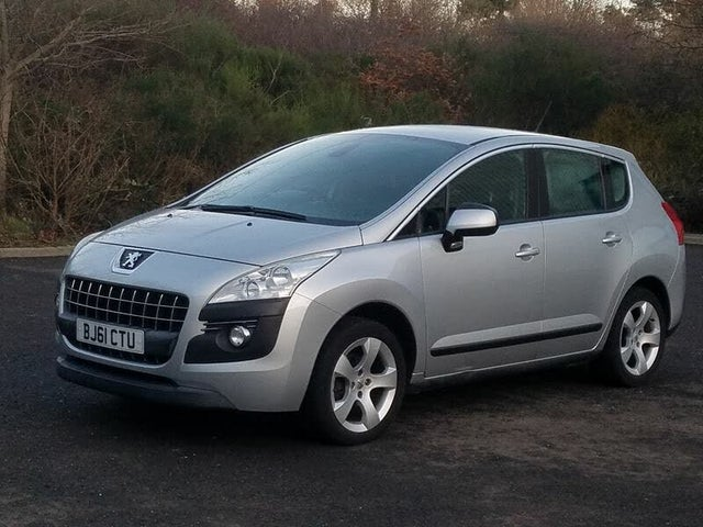 2011 Peugeot 3008 Crossover 1.6TD Sport 1.6HDi (112bhp) 6sp (61 reg)