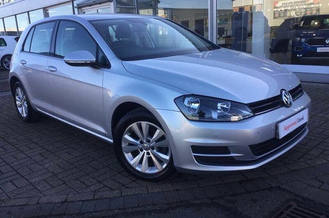 2014 Volkswagen Golf 1.4 SE (BMT)(s/s) Hatchback 5d 1395cc (14 reg)