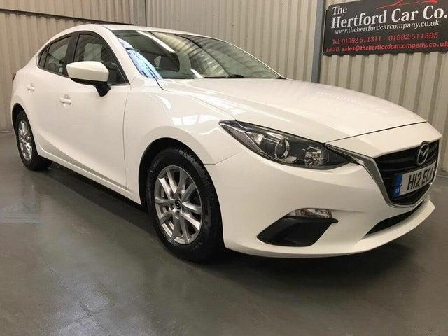 2014 Mazda Mazda3 2.0 SE Fastback 4d (2E reg)