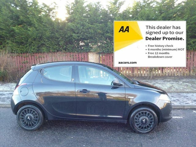 2014 Chrysler Ypsilon 1.2 Silver (64 reg)