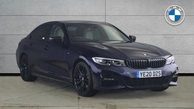 2020 BMW 3 Series 2.0TD 320d M Sport Plus Edition (MHT) Saloon 4d Auto (20 reg)