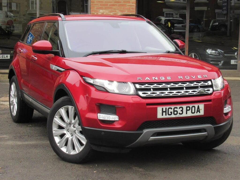 Used Land Rover Range Rover Evoque For Sale Cargurus