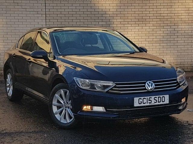 2015 Volkswagen Passat 1.6TDI SE (BMT)(s/s) Saloon 4d (15 reg)
