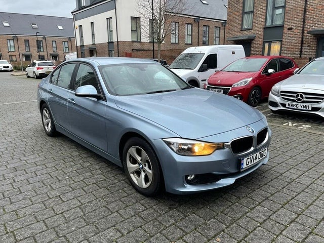2014 BMW 3 Series 2.0TD 320d EfficientDynamics (BluePerformance) Saloon 4d (14 reg)
