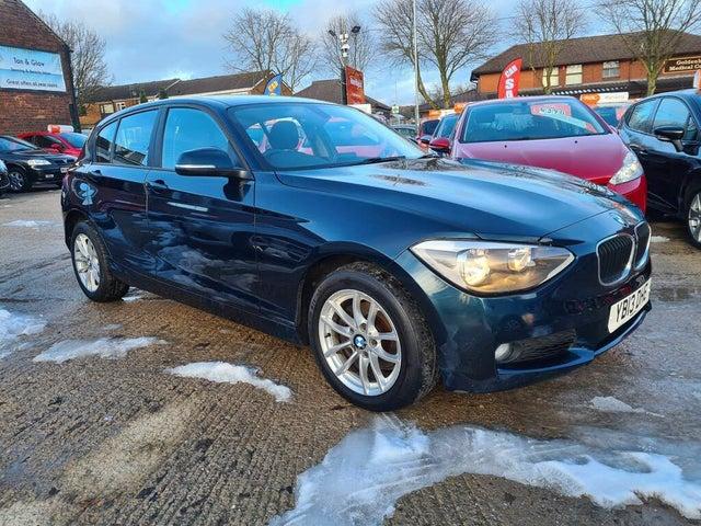 2013 BMW 1 Series 1.6TD 114d SE (s/s) 5d (13 reg)