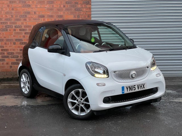 2015 Smart fortwo 1.0 Passion (s/s) (15 reg)