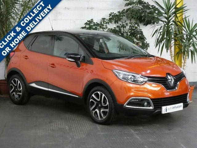 2016 Renault Captur 1.5dCi Dynamique S Nav (90bhp) ENERGY (s/s) (Z6 reg)