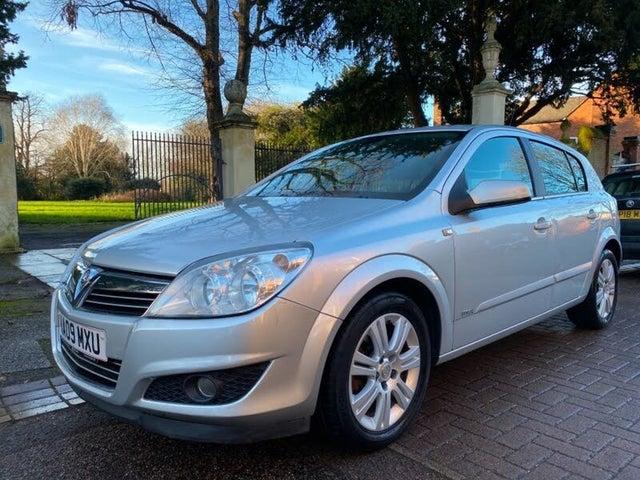 2009 Vauxhall Astra 1.7TD Design ecoFLEX 16v Hatchback 5d (09 reg)
