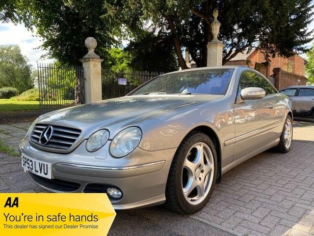 2003 Mercedes-Benz CL Coupe 5.0 CL500 (53 reg)