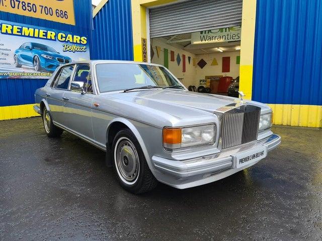 1992 Rolls-Royce Silver Spirit 6.8 II