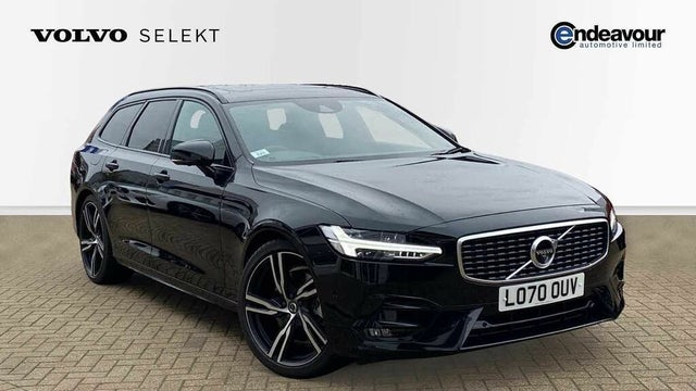 2020 Volvo V90 2.0 T6 R-Design Plus (70 reg)