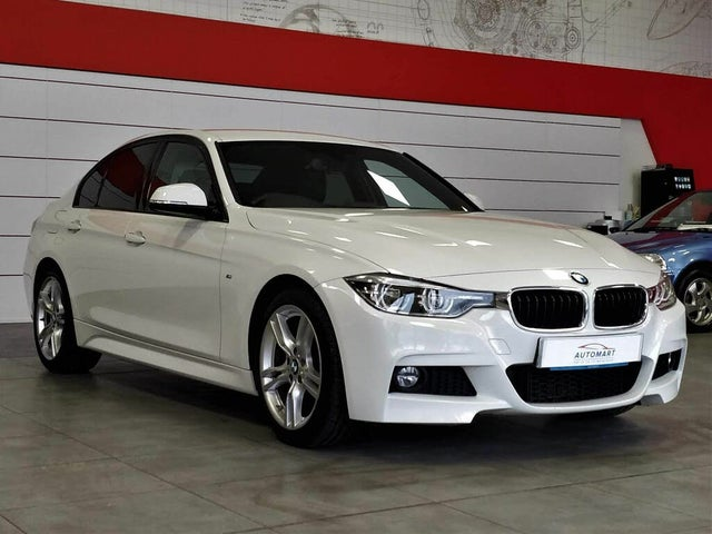 2019 BMW 3 Series 2.0 320i M Sport (181bhp) Saloon 4d (19 reg)