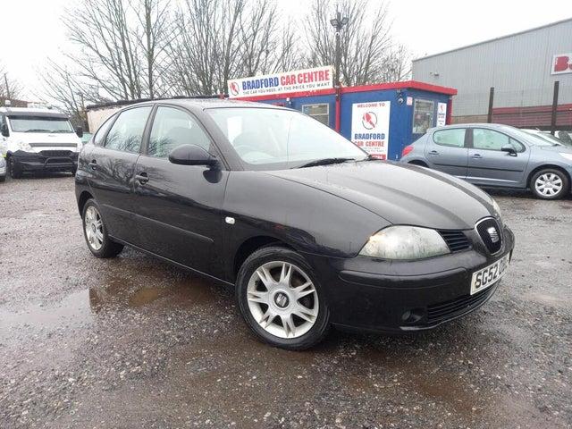 2002 Seat Ibiza 1.9TD SE 5d (52 reg)