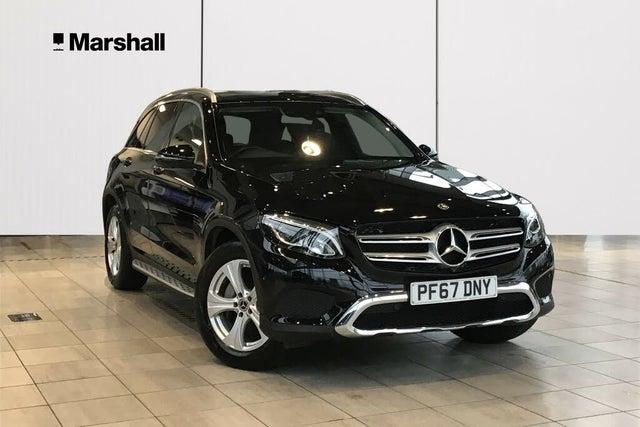 2017 Mercedes-Benz GLC-Class 3.0 d GLC350d Sport (Premium)(s/s) Station Wagon 5d (67 reg)