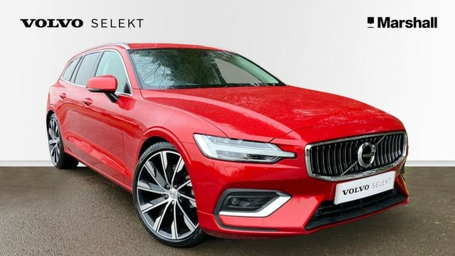 2020 Volvo V60 2.0TD D4 Inscription Plus Geartronic (20 reg)