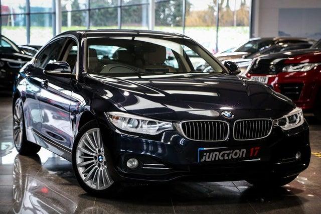 2016 BMW 4 Series 3.0TD 430d xDrive Luxury (s/s) Gran 5d Sport (66 reg)