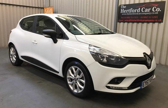2017 Renault Clio 0.9 TCe Play (67 reg)