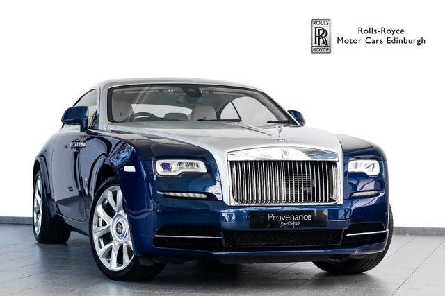 2017 Rolls-Royce Wraith 6.6 (A6 reg)