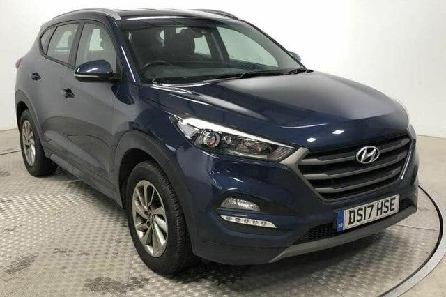 2017 Hyundai Tucson 1.7CRDi Blue Drive SE Nav (116ps) (17 reg)