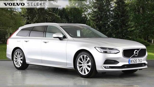 2020 Volvo V90 2.0 T4 Momentum Plus (20 reg)