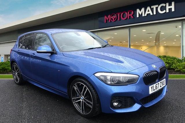 2018 BMW 1 Series 2.0TD 118d M Sport Shadow Edition 5d Auto (67 reg)